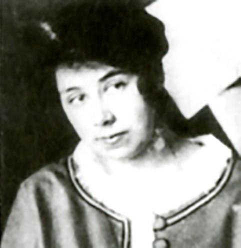 Lyubov Popovva (age 26).