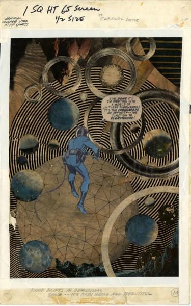 Fantastic Four 51 collage splash