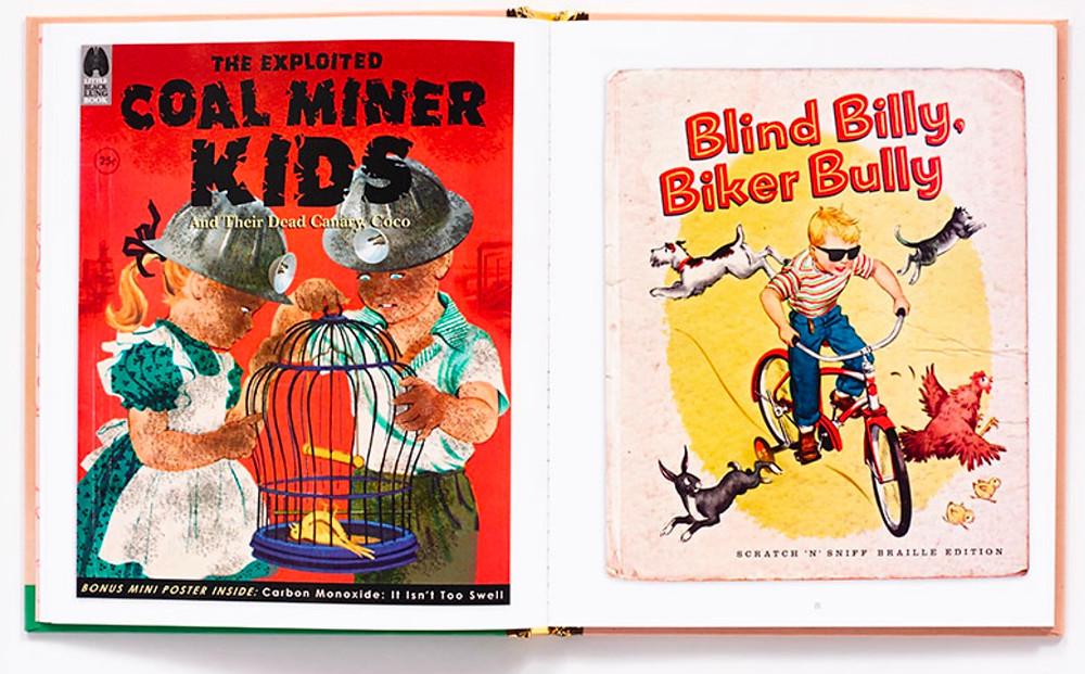 coal miner kids/bllind billy biker bully