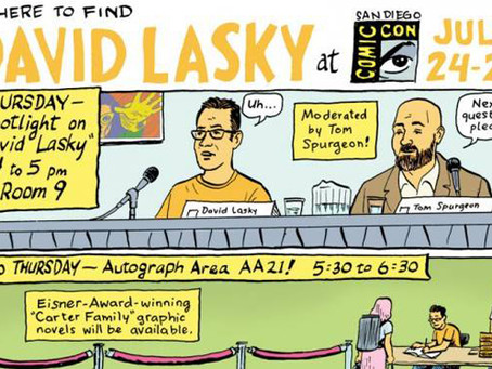 A Designers' Guide to Comic-Con's Hidden Pleasures