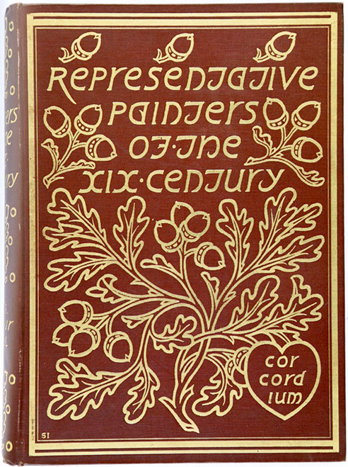 book covers Designed by Selwyn Image, 1899.
