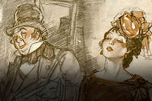 Where Do Illustrators' Archives Go? Here's One Idea