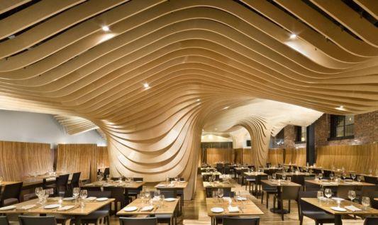 Banq Restaurant design