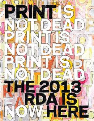 magazine cover design by Debbie Millman