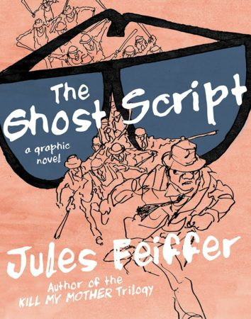 Jules Feiffer is an iconic comics artist.