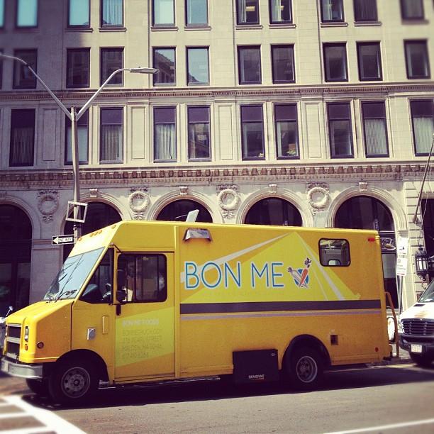 Bon Me truck