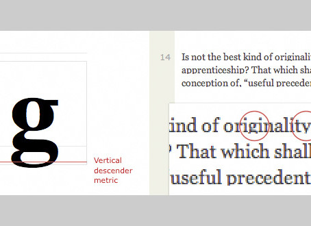 Today's Obsession: Font Math Explained at TypeKit