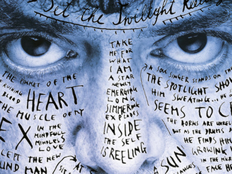Image of the Day, 10/28/2013: Lou Reed poster