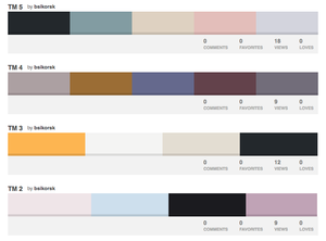 Print Magazine presents its updated list of best color sites.