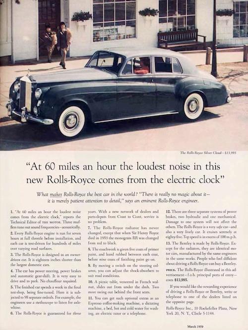 O&M  Rolls Royce vert