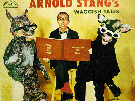 Arnold Stang, What a Chunk