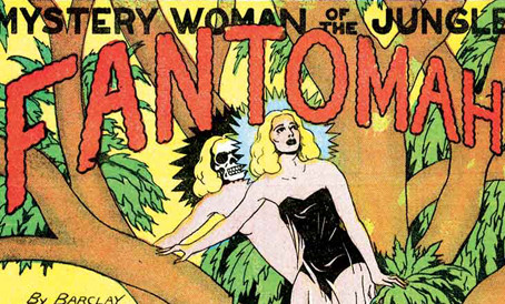 Fletcher Hanks: The Most Twisted Comic Book Artist of All Time