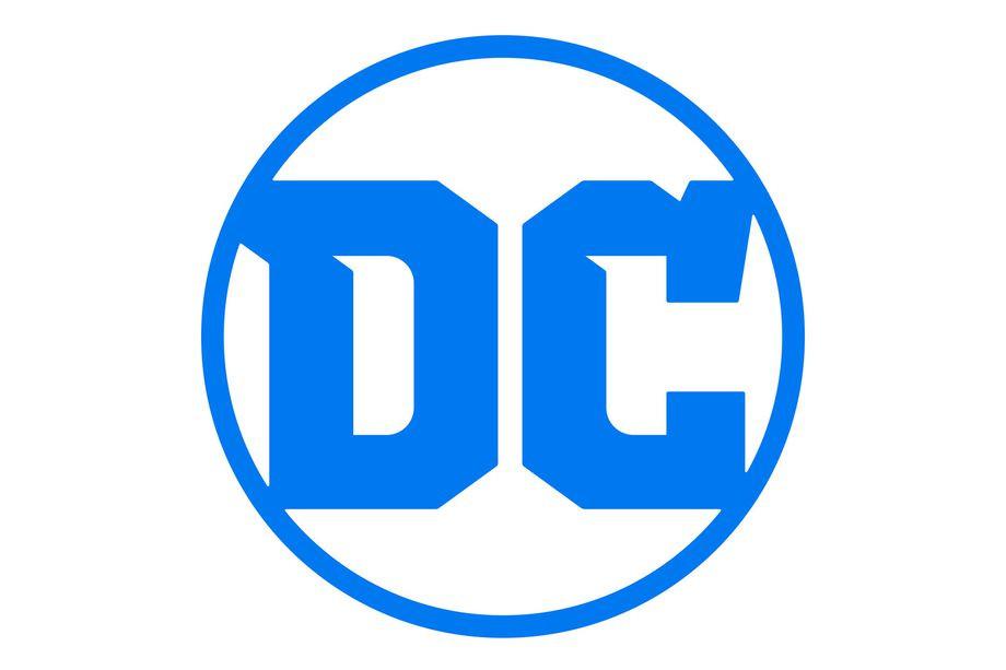 DC blue logo
