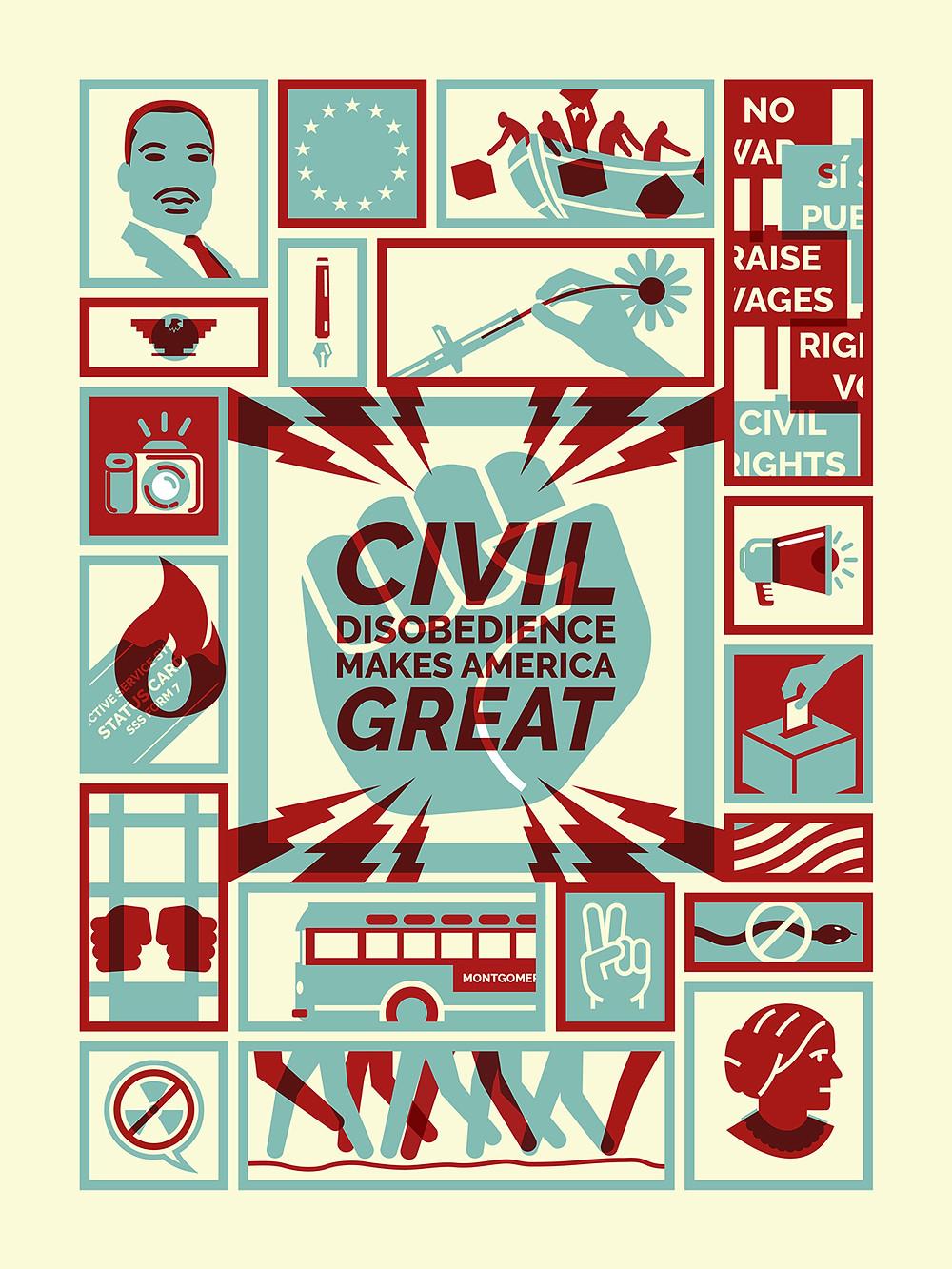 Civil-Disobedience-by-Michael-Czerniawski