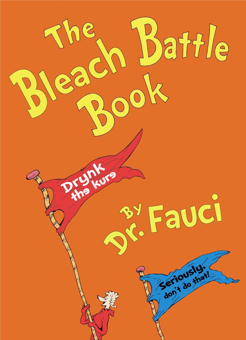 The bleach battle book