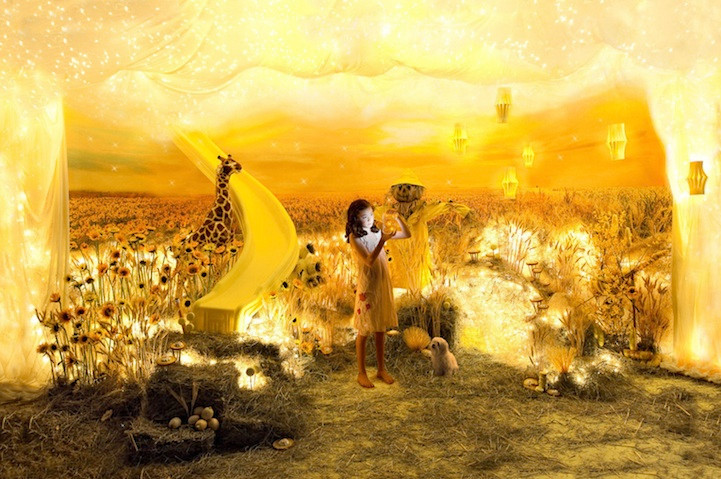 """The Color Project"" by Adrien Broom: http://www.adrienbroom.com/"