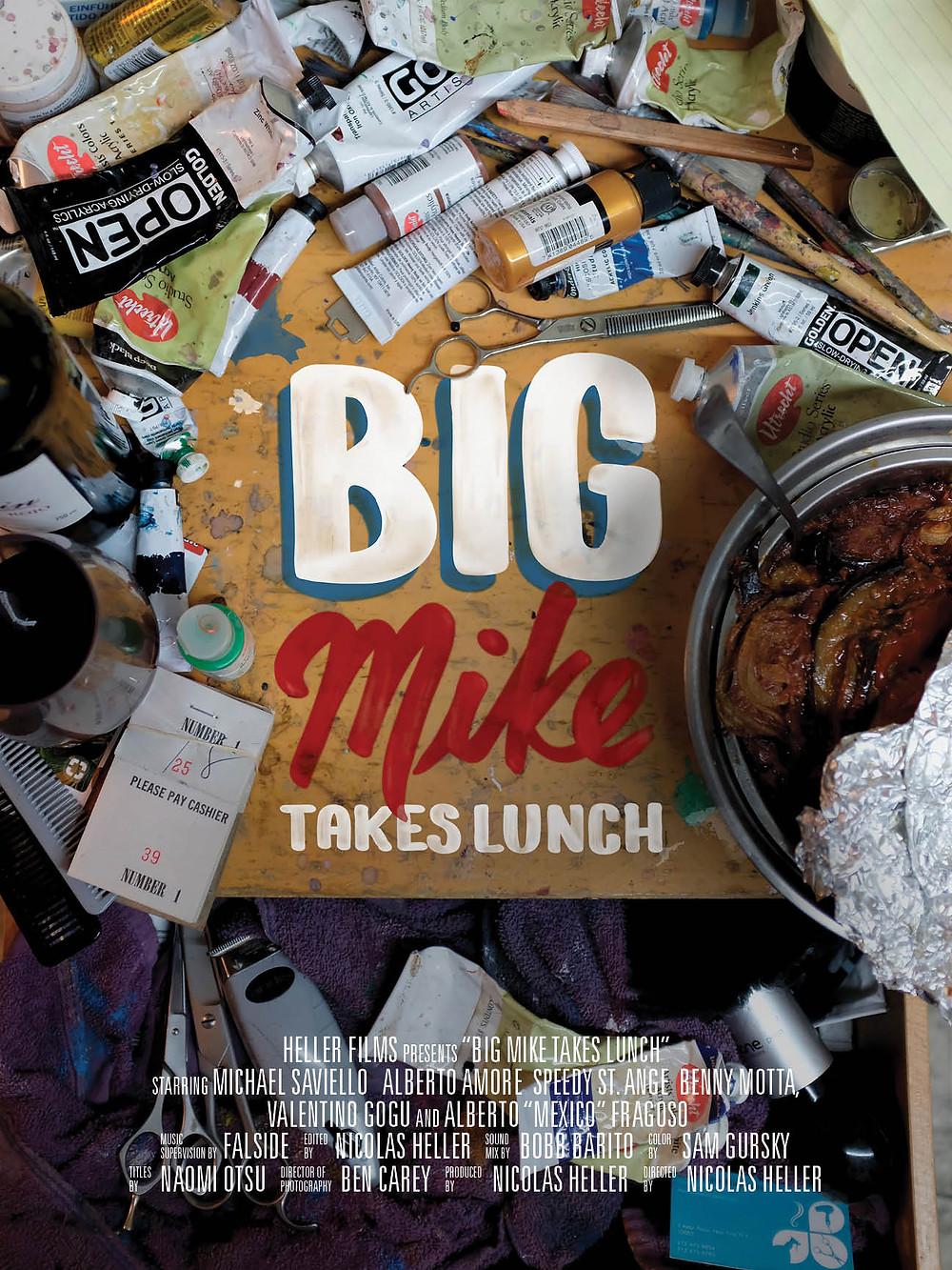 BIG Mike poster