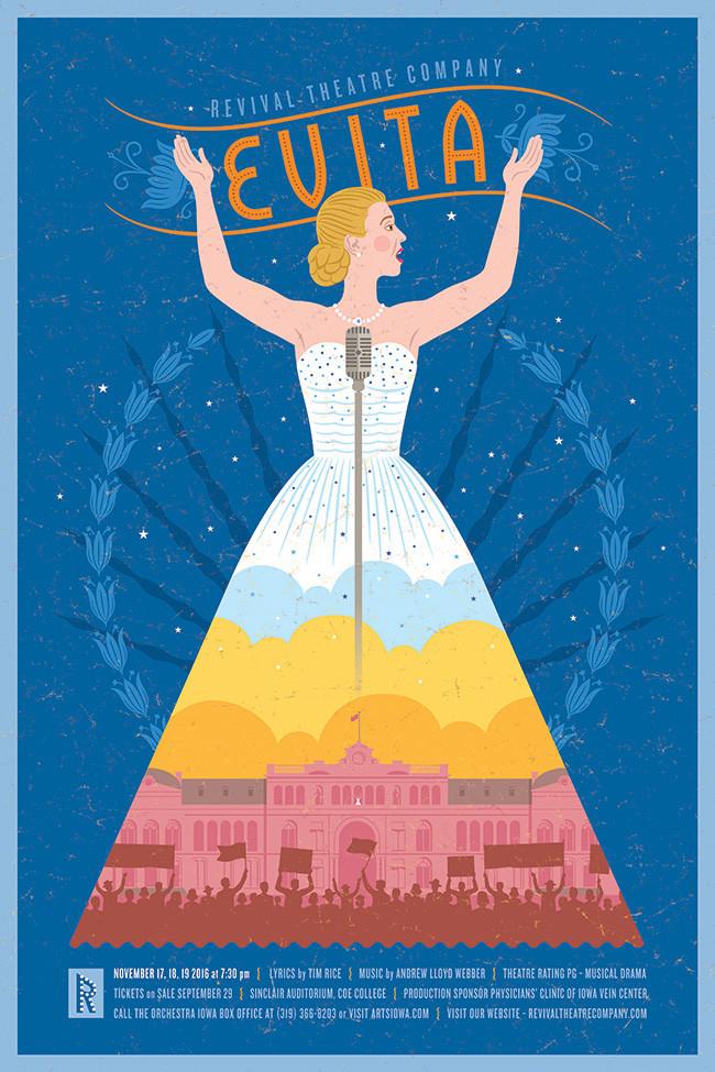 Revival Theatre Company—Evita