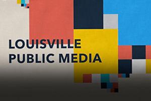 Award-Winning Identity: Louisville Public Media