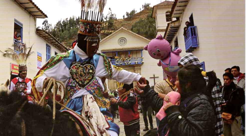 Feast of the Virgen del Carmen