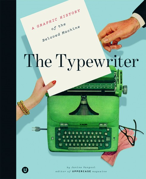 The Typewriter - book cover