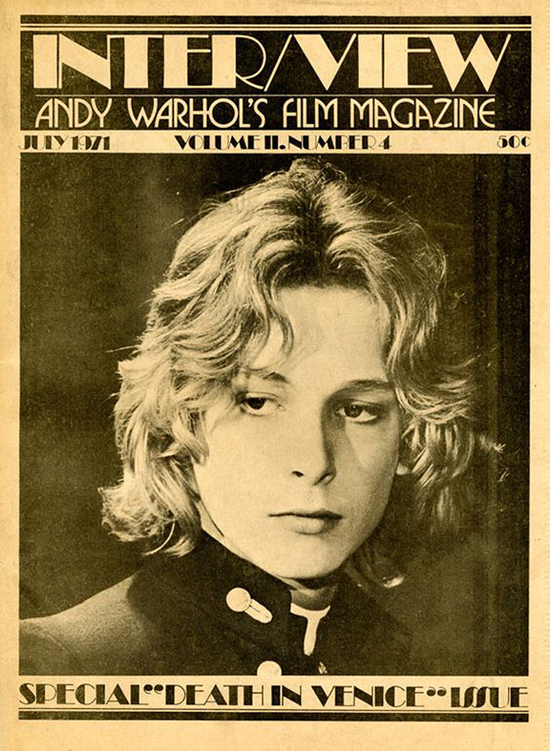 Andy Warhol's Interview