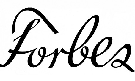 100 Years of Forbes Logo Designs
