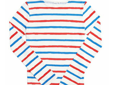 Weekend Heller: Stripes Ripped From a Star