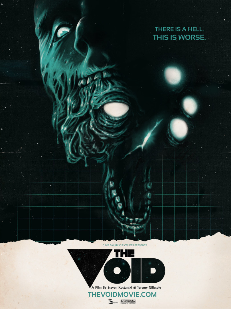 'The Void' by Gary Pullin