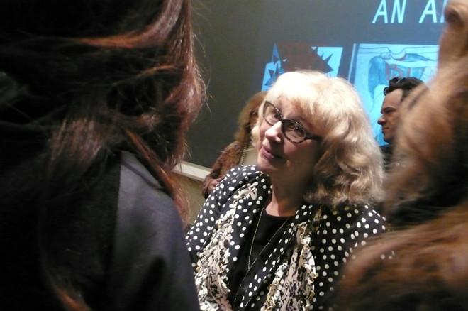 Barbara Nessim, illustrator, fine artist and design educator