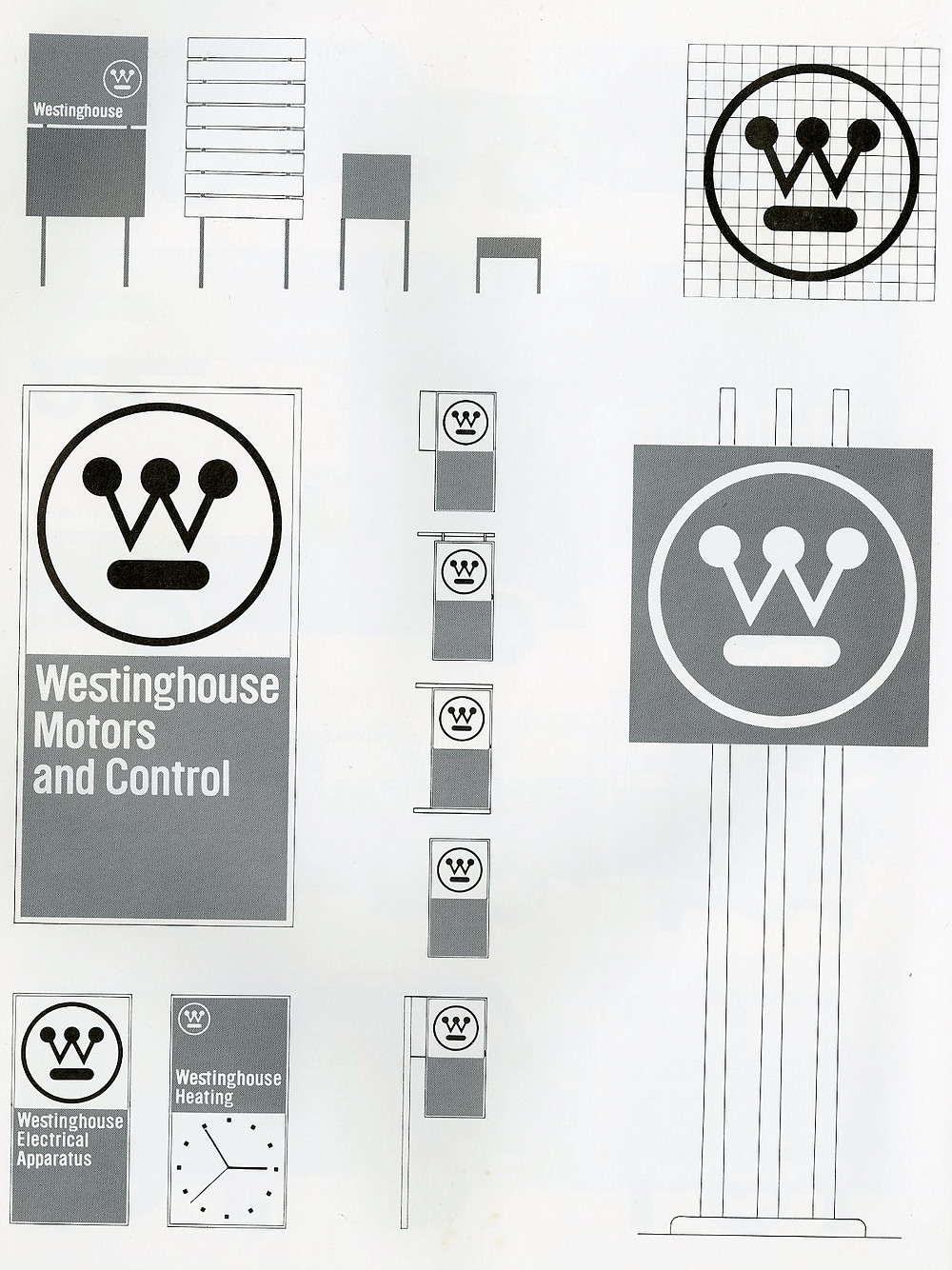 westingouse logos