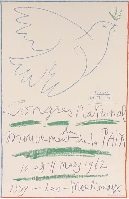 Peace posters, 1960s