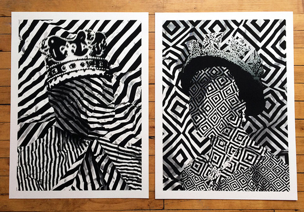 DBCO_KingQueen_Print-poster-design