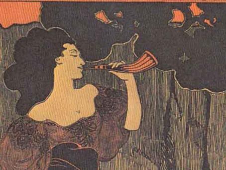 John Sloan's Art Nouveau