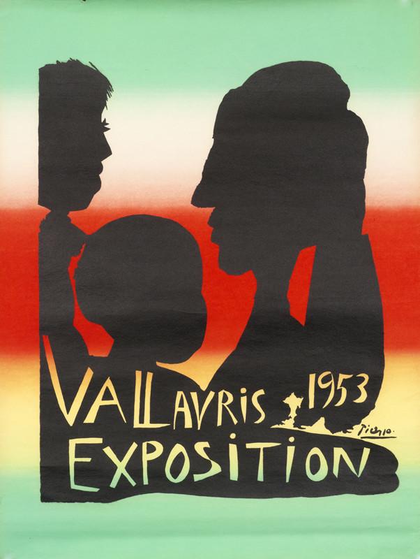 Vallauris Exhibition, 1953