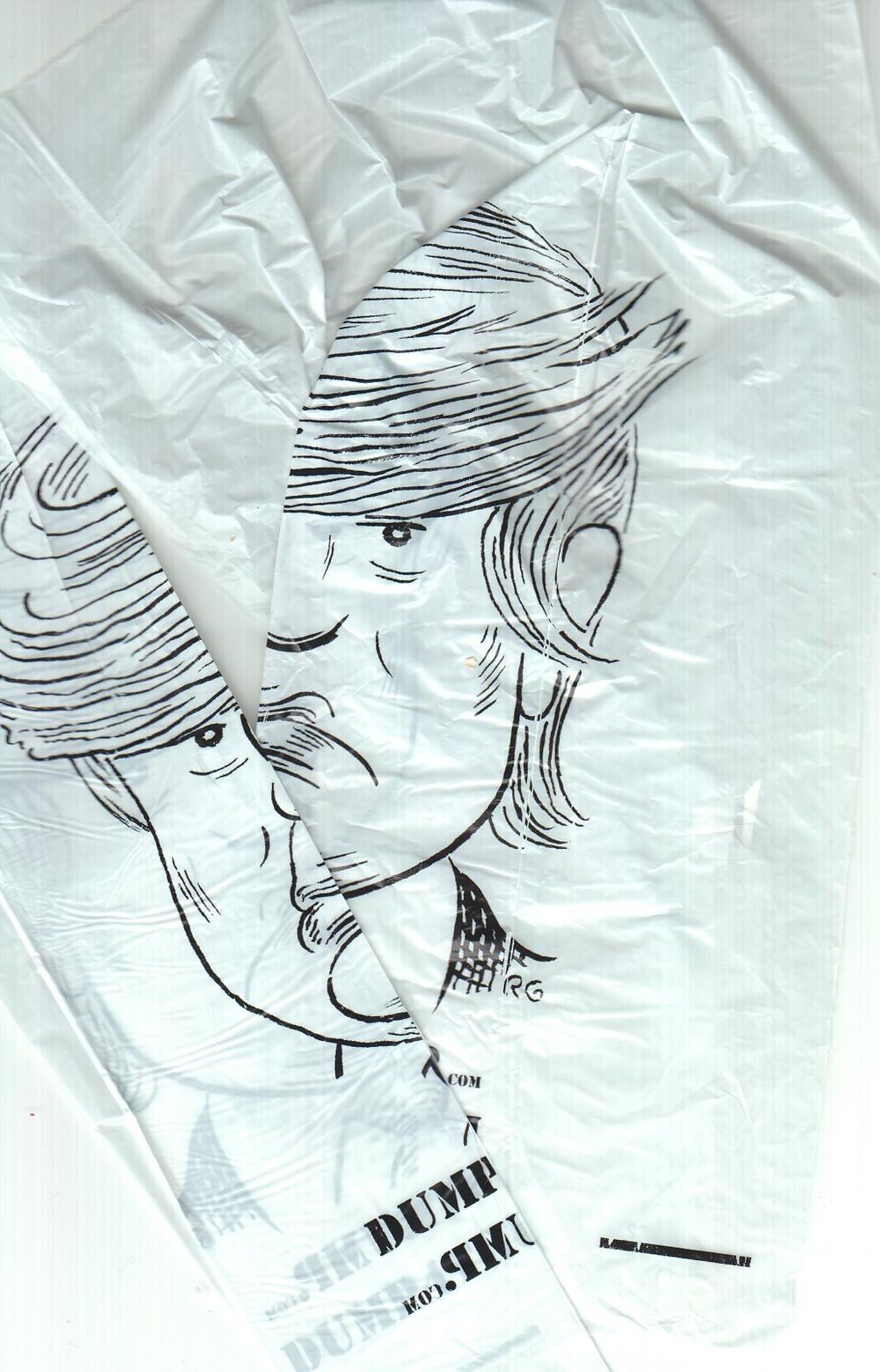 trump's bag