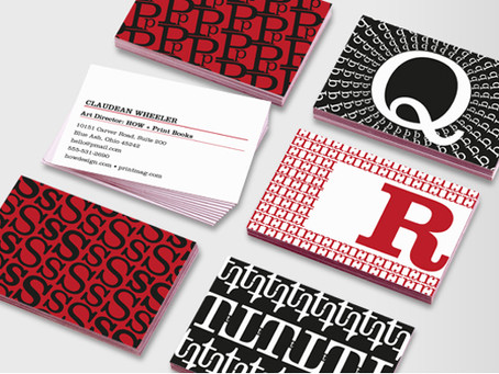 Print's Luxe Business Card Designs