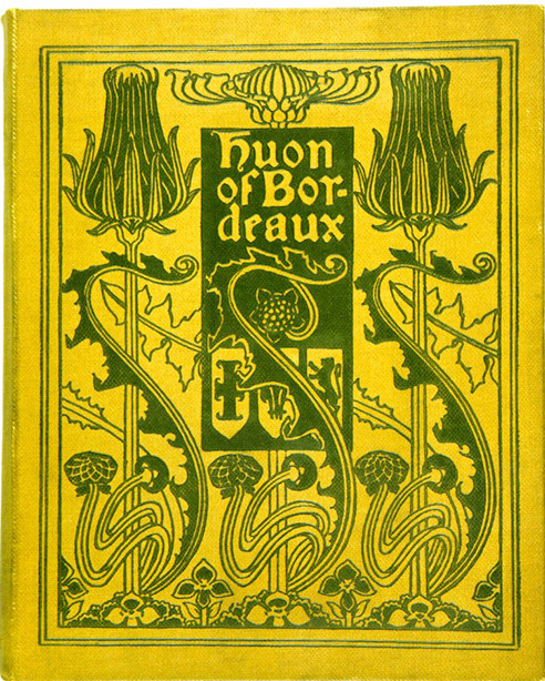 book covers Designed by Fred Mason, 1895.