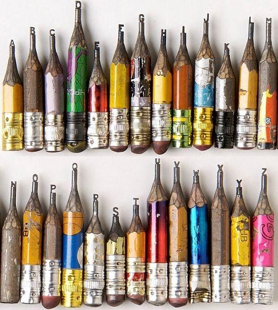 Dalton Ghetti pencils art
