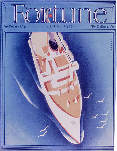 Fortune July 1937