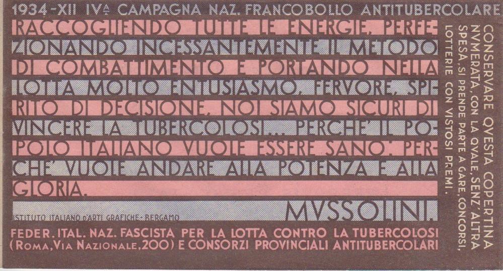 fascism stamps
