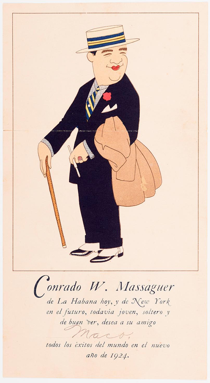 Conrado W. Massaguer