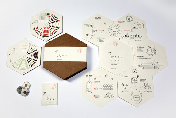 """""""Busy Bee"""" Bachelor Thesis by Vanessa Schnurre: http://bit.ly/1d9TP52"""
