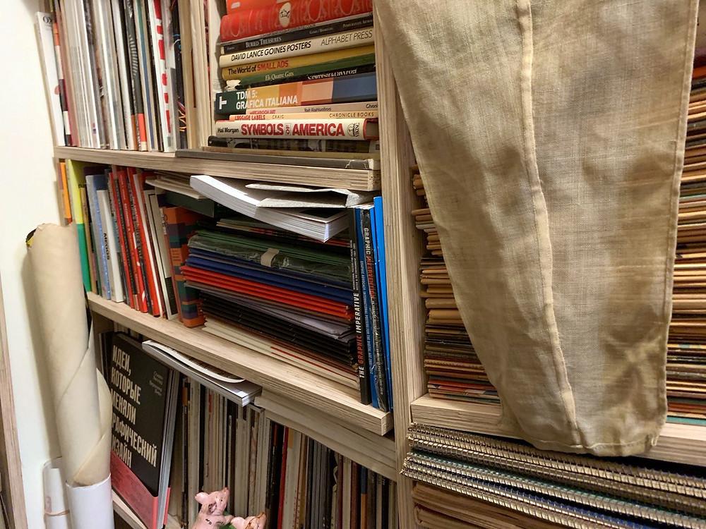 Steven Heller's library