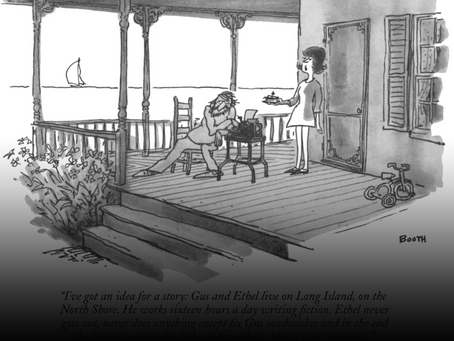 George Booth: The New Yorker's Funniest Cartoonist