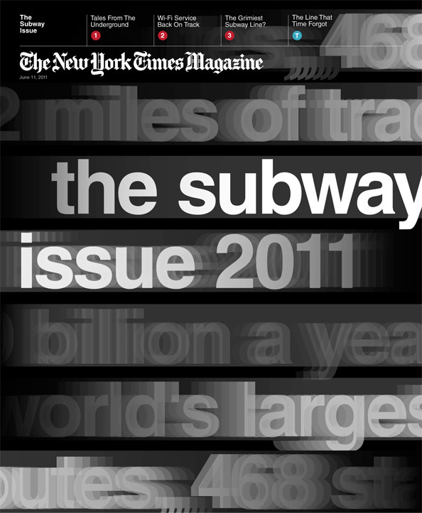 the Subway issue new york times