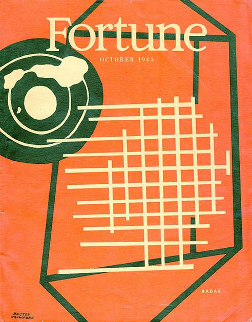 fortune october 1945