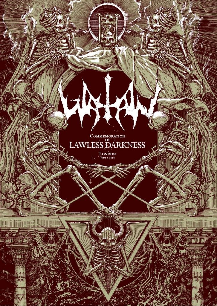 Lawless Darkness