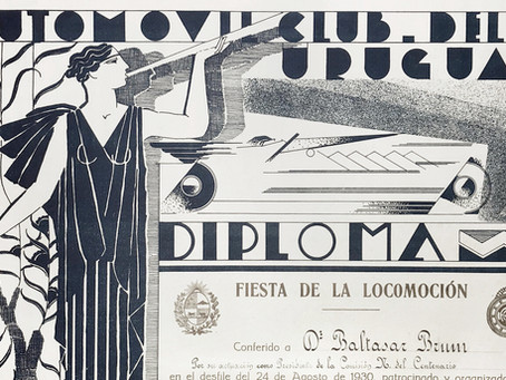 The Daily Heller: Tipo Uruguay