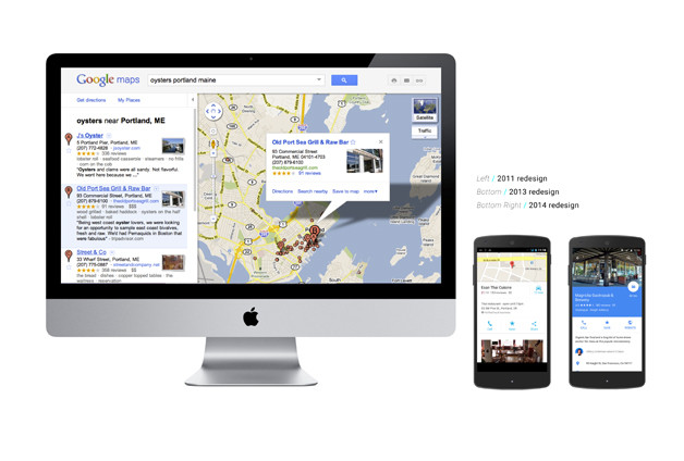 GoogleMaps-2011 -product-design